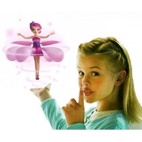 Летающая кукла Фея с крыльями . Лучший подарок для ваших принцесс!