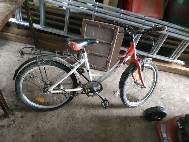 Rower dla 6latka