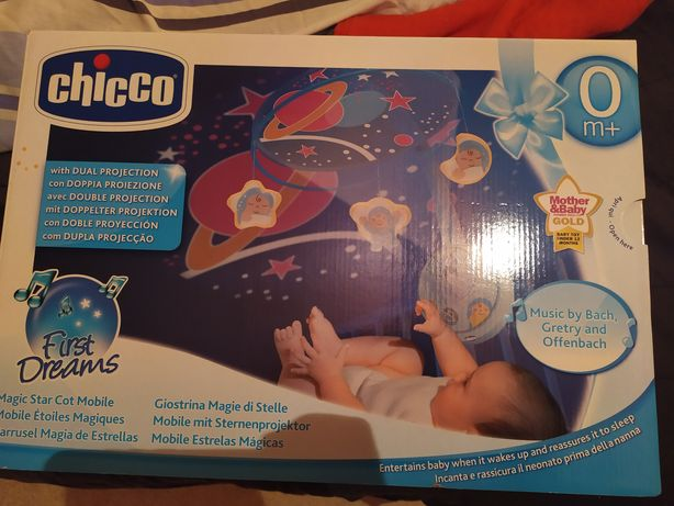 Mobile Chicco First Dreams