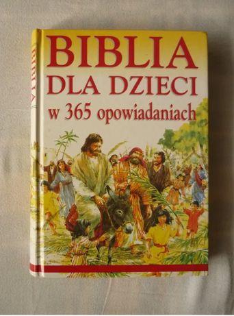 Biblia dla dzieci w 365 Opowiadaniach, Świat Książki