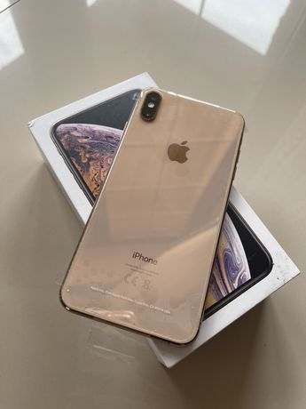 IPhone XS Max 64 GB Gold Nowy