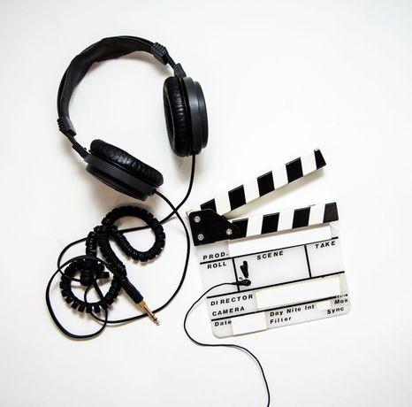 Montaż wideo, filmy, nagrania