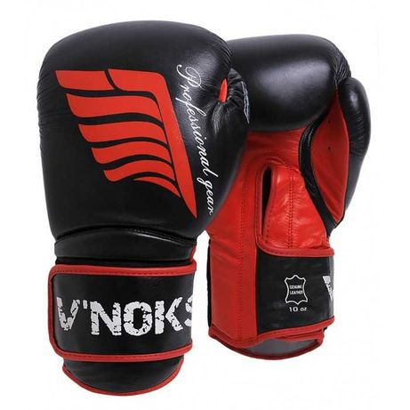 Боксерские Перчатки V`NOKS INIZIO оригинал, натуральная кожа