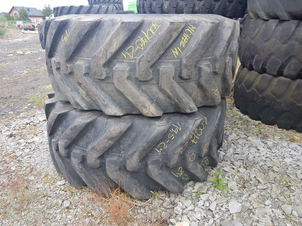 Opony przemysłowe Michelin 500/70r24 500/70-24 19.5r24 19.5-24