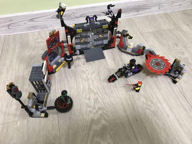 Лего ниндзяго 10804