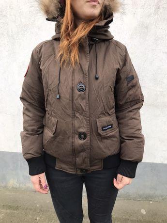 Зимняя куртка пуховик Canada Goose Arctic Program Woolrich north face