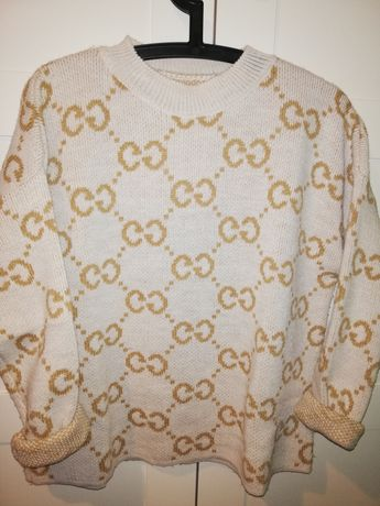 Sweter roz. 36/38