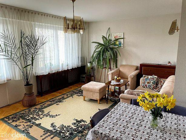 Przestronne mieszkanie, duże możliwości adaptacji