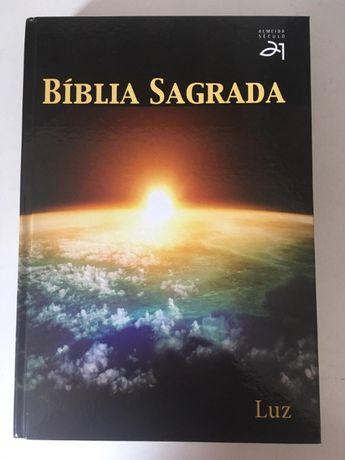 Bíblia Sagrada - Almeida Século - Luz