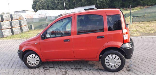 fiat panda benzyna-gaz 2006