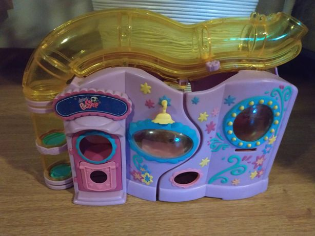 Casa dos Littlest Pet Shop