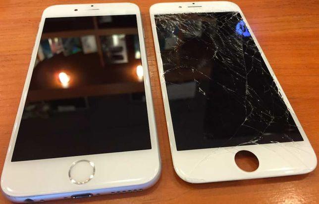 Wymiana szybki iPhone 8 od ręki 30-60min - 189zł- Warszawa Centrum