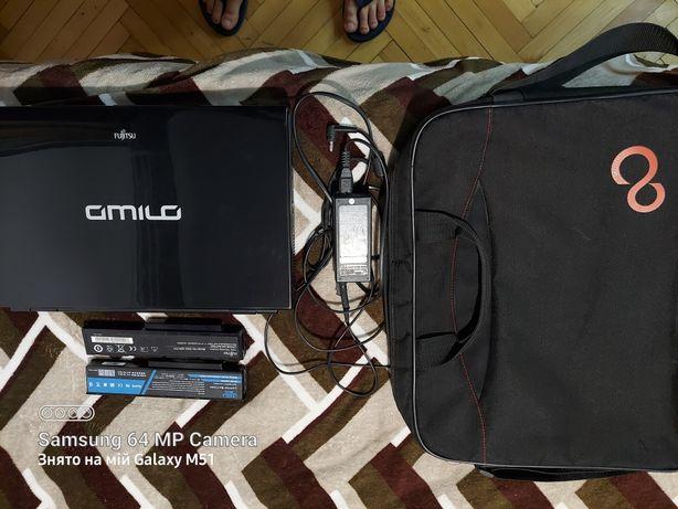 Продам ноутбук Fujitsu amilo li 3710