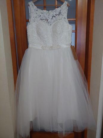 Свадебное платье 20w размер