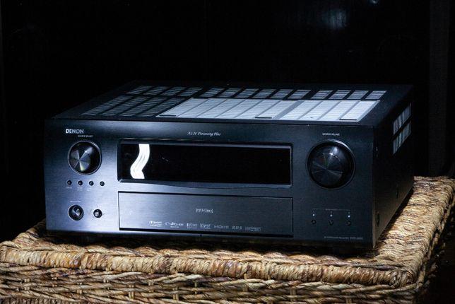 Amplificador DENON AVR-2808CI_AL 24 Processing Plus