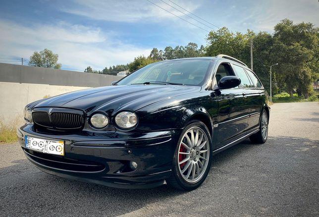 Jaguar x type 2.0d