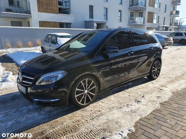 Mercedes-Benz Klasa B Bardzo dobry stan, niski przebieg, garażowany