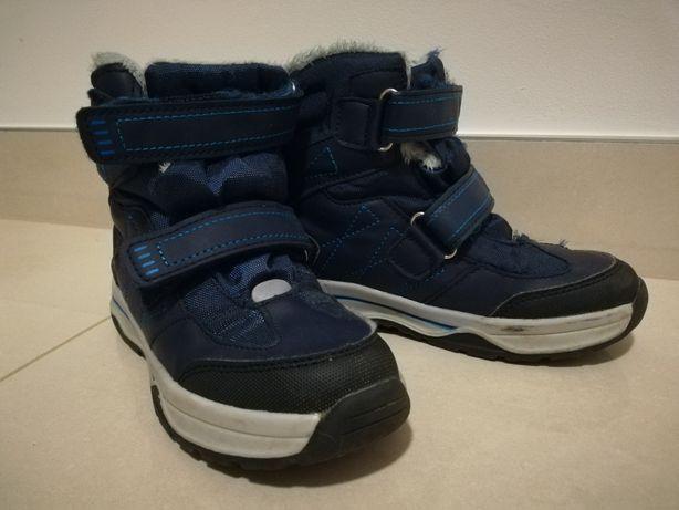 Buty zimowe dla chłopca r. 30 Lupilu