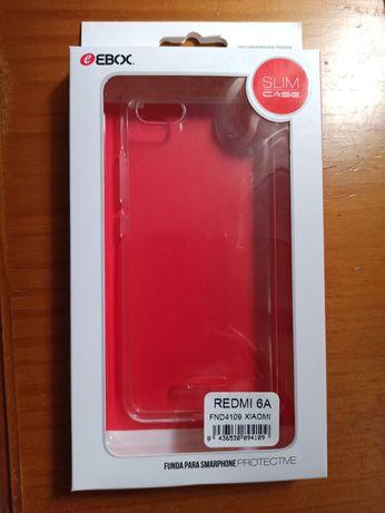 Capa de silicone Xiaomi