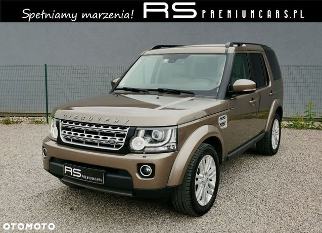 Land Rover Discovery Land Rover Discovery IV Krajowy, Jeden Właściciel, GWARANCJA, FV23%