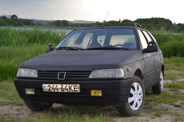 Peugeot 405 универсал