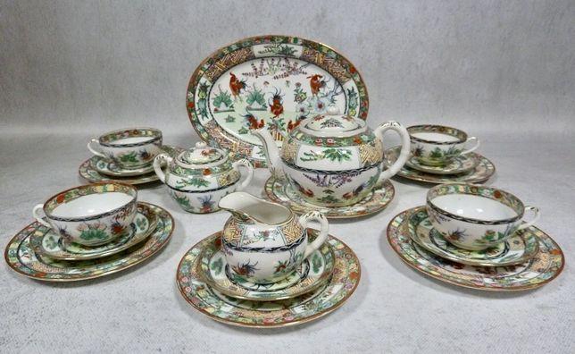JAPOŃSKI serwis do herbaty dla 4 osób