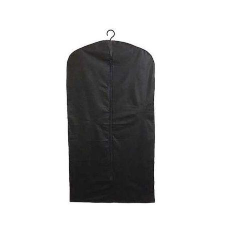 Чехол для одежды, Черного цвета 60 х 105 См Zerix