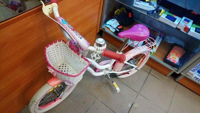 rowerek dziecięcy 16 MEXLLER