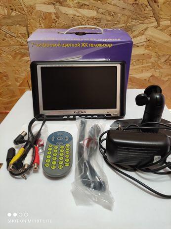 Продам портативный телевизор. DECO TV -750B/B