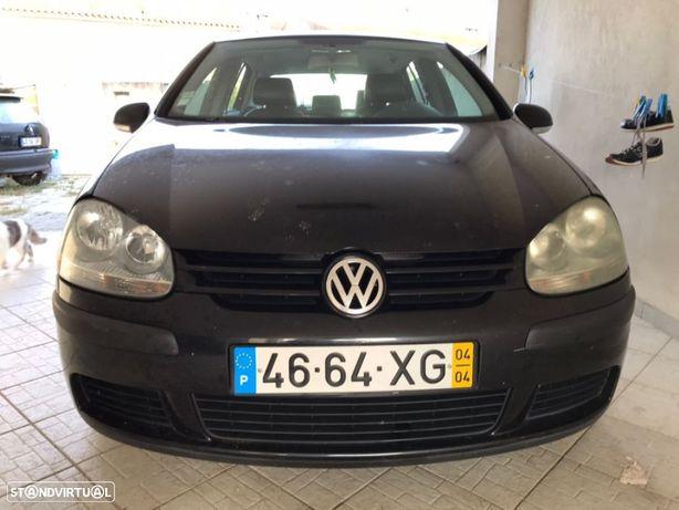 VW Golf 1.9-tdi