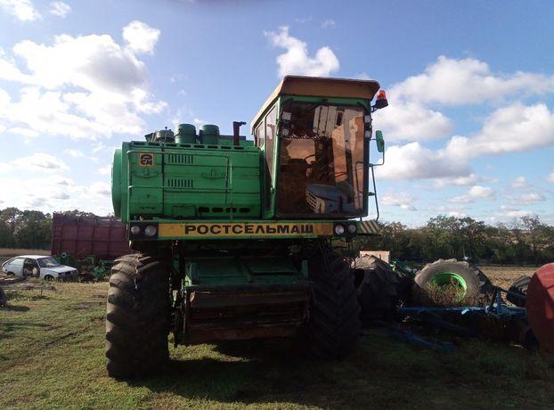 Комбайн зерноуборочний самоходний «ДОН-1500Б»