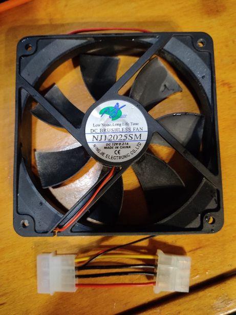 Вентилятор 120x120 NJ12025SE MOLEX
