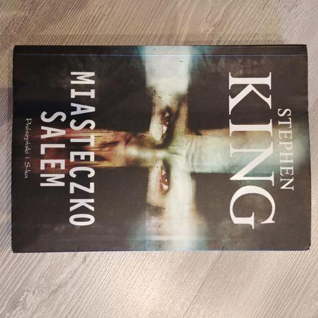 Książka Miasteczko Salem Stephen King