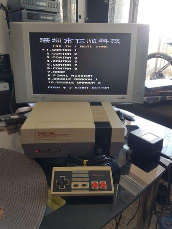 Nintendo enterteinment system NES zestaw
