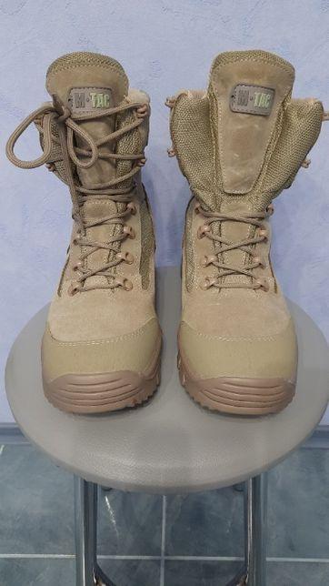 Ботинки демисезонные полевые M-Tac MK.6 PRO KHAKI 43 размер