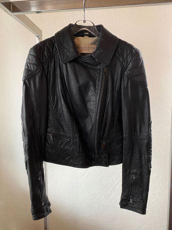 Кожаная куртка Burberry Brit (оригинал)
