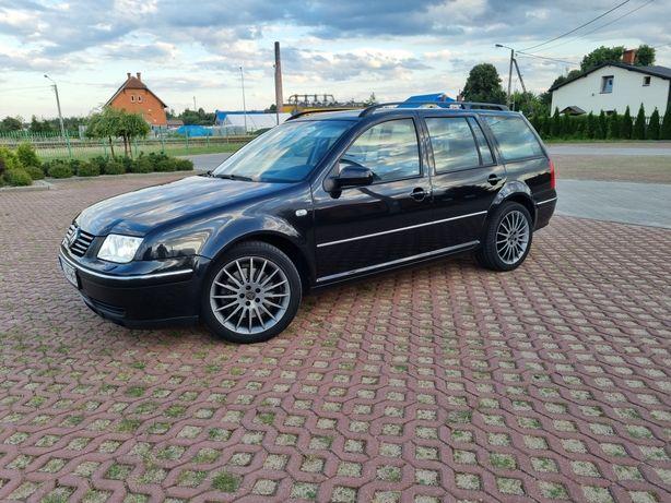 VW Bora 2,8 V6 4 motion 2003r. Jedyna taka.