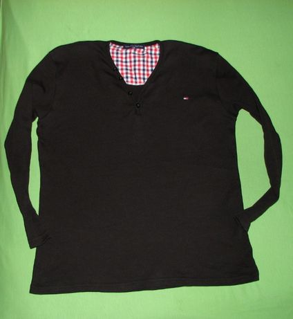 Czarny sweter tommy hilfiger r XL/XXL