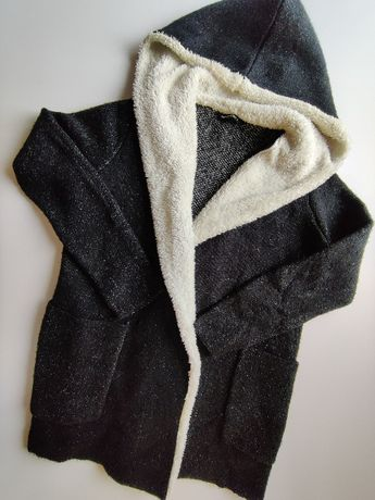 Gruby sweter, narzuta - Cropp rozmiar S