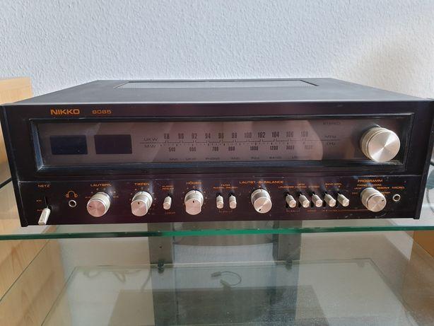 Amplituner Nikko 8085 vintage