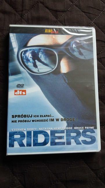 Film dvd Riders.