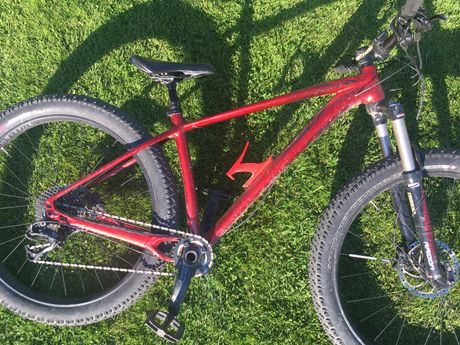 Rower Specialized Fuse , 27,5+ plus . Trail Enduro Dirt Górski