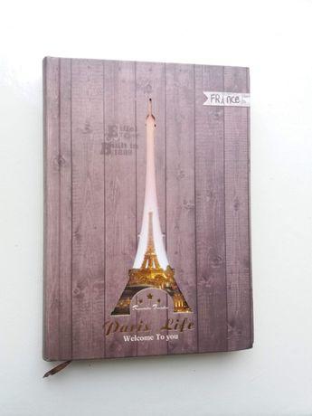 Блокнот, записная книжка из Франции