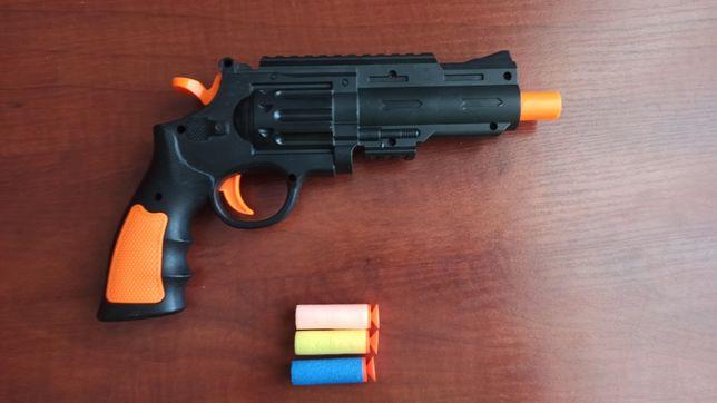 Игрушечные пистолет стреляющий орбизами