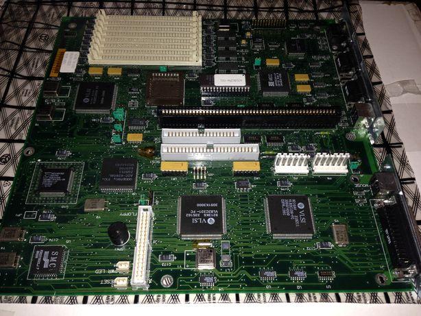 Motherboard VLSI cpu AMD 386sx25 vintage
