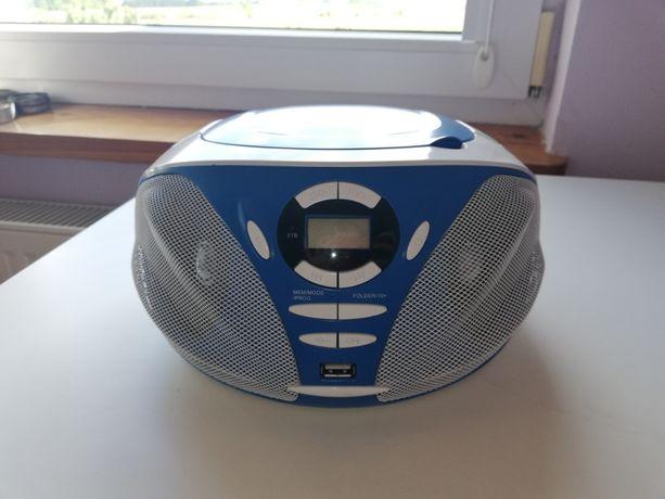 Radio Lenco SCD-39 (niebieski)
