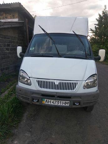РУТА-20 2007г (Автобус, микроавтобус, рута20, ГАЗ)