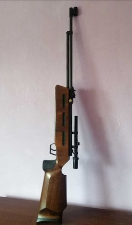 Wiatrówka Mauser 300 Sl z lunetą Norconia 3x15, 4,5mm