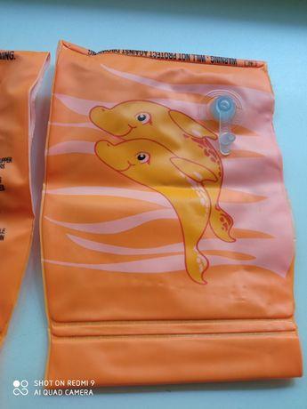 Нарукавники детские для плавания