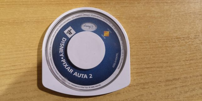 Auta 2 (Cars 2) (Gra PSP)
